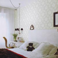 wit behang, Deco ideeën