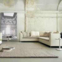 Witte muurdecoratie - Witte muur kamer ...